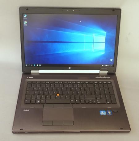17'Core i5(2gen.)HP EliteBook 8760W (Работна станция)