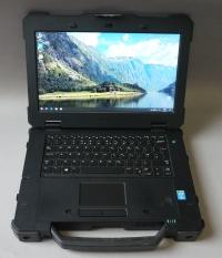 Core i5(4gen.)Dell Latitude 7404 Rugged Extreme(2comport,256ssd)