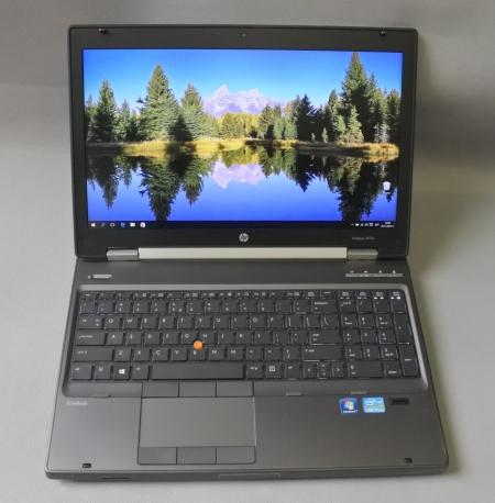 Core i7(3gen.)HP EliteBook 8570W (Работна станция,SSD)