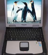 Panasonic Toughbook CF30 (Тъчскрийн)