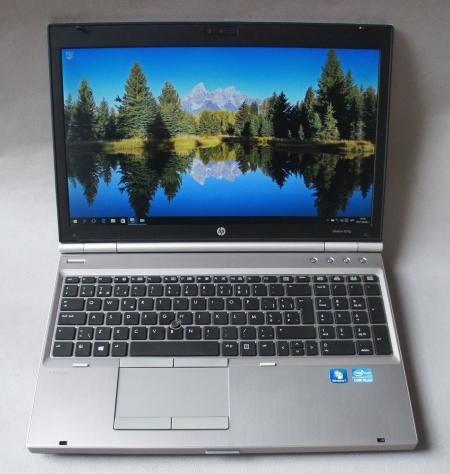 Core i5(3gen.) HP EliteBook 8570P (2 видеокарти и Full HD)