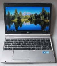 Core i5(3gen.) HP EliteBook 8570P (2 видеокарти и Full HD)