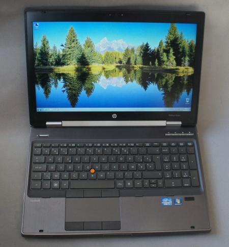 Core i7(Quad) HP EliteBook 8560W (Работна станция)