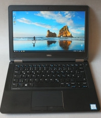 Core i5(6gen.)Dell Latitude E5270 (256SSD,Full HD IPS)