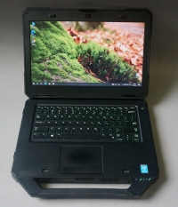 Core i7(4gen.)Dell Latitude 14 RUGGED 5404