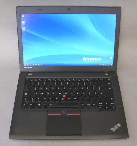 Core i5(5gen.) Lenovo ThinkPad T450 (SSD)