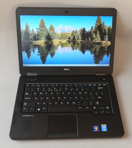 Core i5 (4gen.)Dell Latitude E5440 (HD+SSD)