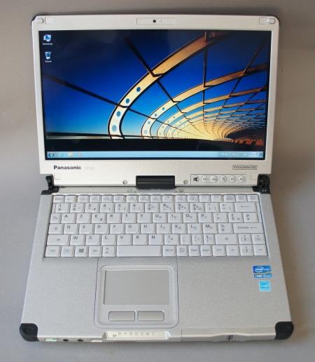 Core i5(3gen.)Panasonic Toughbook CF C2 (Wacom Tablet)