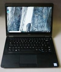 Core i5(6gen.)Dell Latitude E5470(Full HD IPS touch screen,512 ssd)