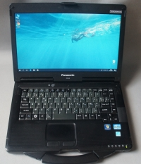 Corei5(2gen.)Panasonic Toughbook CF53 (Fully Rugged)