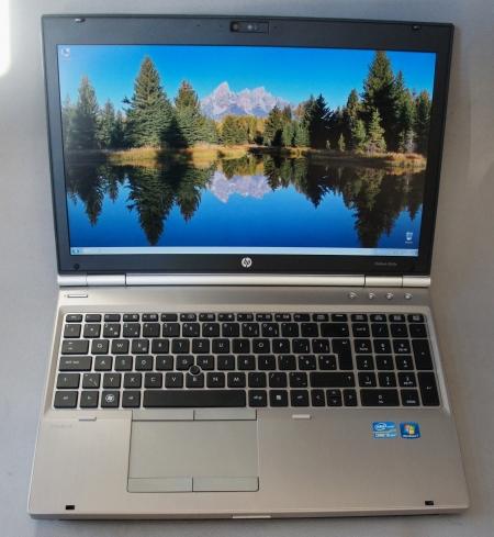 Core i5(2Gen) HP EliteBook 8560p (2 видеокарти)