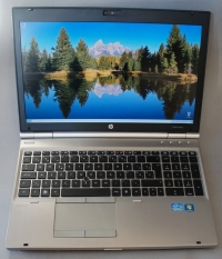 Core i5(2Gen) HP EliteBook 8560p (2 видеокарти)
