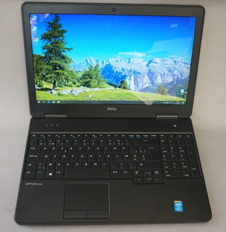 Core i5(4gen.) Dell Latitude E5540 (Full HD,2 video)