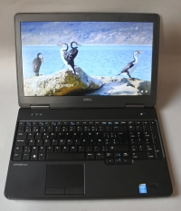 Core i5(4gen.) Dell Latitude E5540 (2 Video,ssd,IPS)