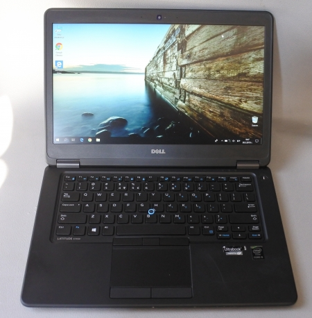 Core i5(5gen.) Dell Latitude E7450 (IPS,256GB SSD)