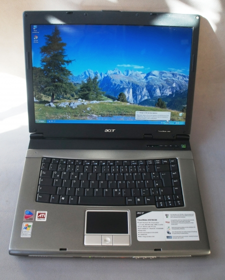Acer TravelMate 4500
