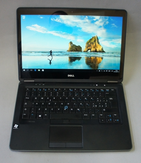 Core i5(4Gen.) Dell Latitude E7440 (бизнес клас с тъчскрин)