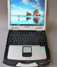 Core i5(3gen.)Panasonic Toughbook CF 31 Touchscreen,SSD
