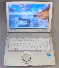 Core i5 Panasonic Toughbook CF C1 (Wacom Tablet)