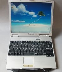 Panasonic Toughbook CF 73