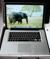 Core i7QM Apple MacBook Pro 15 Early 2011(2 video,256ssd)