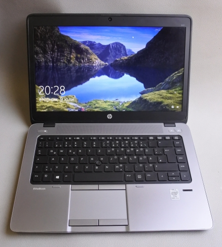 Core i5(4Gen.) HP EliteBook 840 G1(256ssd)