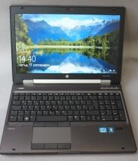 Core i5(2Gen.) HP EliteBook 8560W(N.Quadro,SSD)
