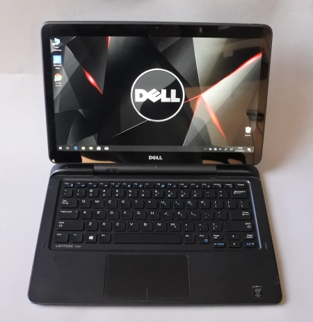 Core M(5gen.) Dell Latitude 7350(Laptop 2-in-1 Tablet Ultrabook IPS)