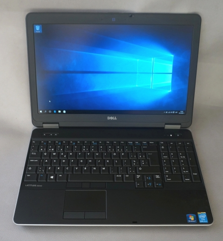 Core i5(4gen.) Dell Latitude E6540 (Full HD,256 SSD,2 video)