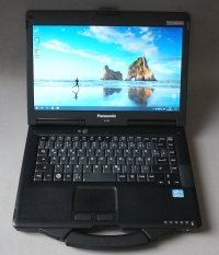 Core i5(2Gen.)Panasonic Toughbook CF 53