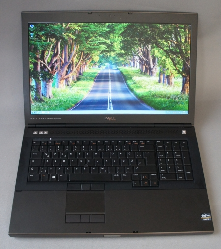 HI-End Core i7XM Dell Precision M6700