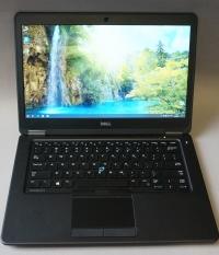 Core i7(5gen.)Dell Latitude E5470 Gamer (HD,2 video,256ssd)