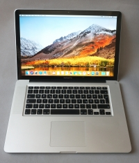 Core i7(Quad) Apple MacBook Pro (15-inch,Early 2011,256ssd)