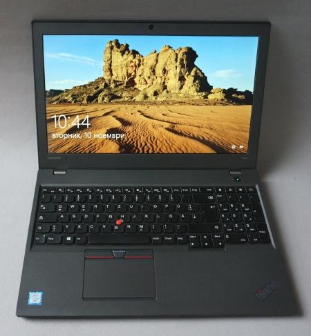 Core i5(6gen.) Lenovo ThinkPad T560 (UHD IPS,250 SSD)