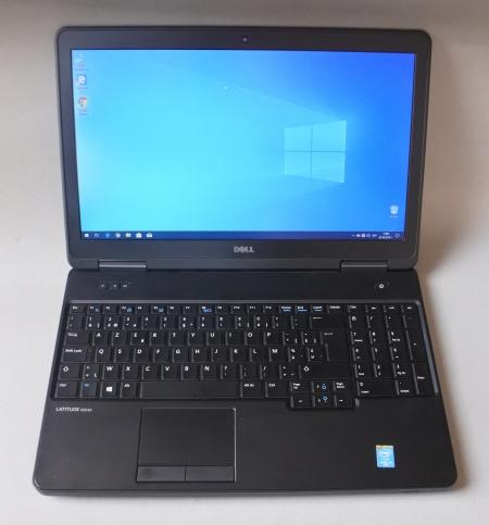 Core i5(4gen.) Dell Latitude E5540 (2 Video,ssd,IPS,нова батерия)