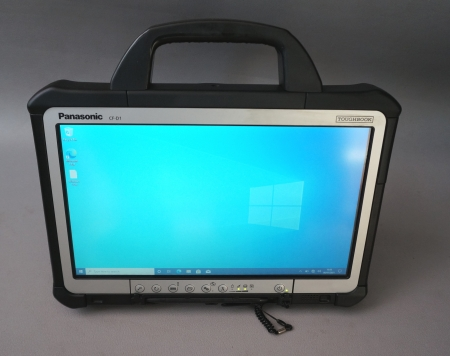 Panasonic Toughbook CF D1 Таблет за автодиагностика