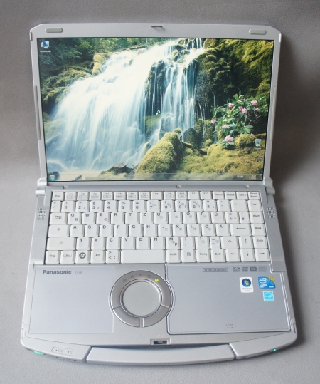 Panasonic Toughbook CF F8(Made in Japan)