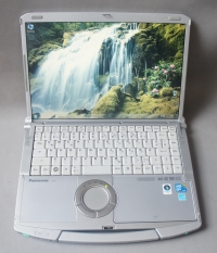 Panasonic Toughbook CF F8(Made in Japan)