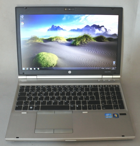Core i7(2gen.) HP EliteBook 8560P (IPS)