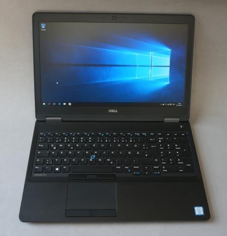 Core i5(6gen.) Dell Latitude E5570