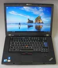 Core i5 Lenovo ThinkPad W510 (Работна станция)