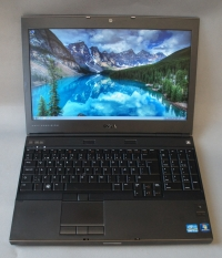 Core i7(2gen.) Dell Precision M4600 Работна станция