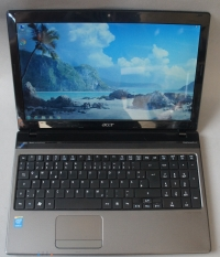 Core i5(2gen.) Acer Aspire 5750 (Gamer)