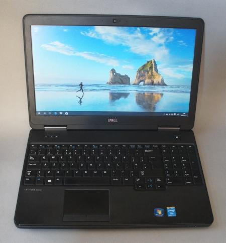 Core i5(4Gen.) Dell Latitude E5540 (най-висок бизнес клас)