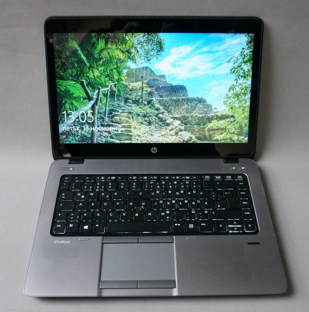 Core i7(4g.)HP EliteBook 840 G1 (2 video,SSD touchscreen)