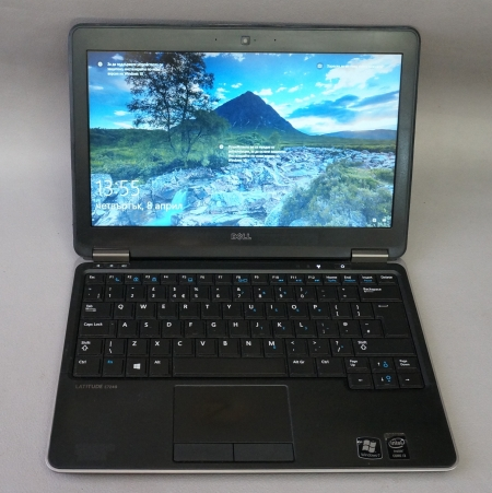 Core i3(4gen.)Dell Latitude E7240(нова батерия)