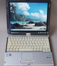 Fujitsu Lifebook T4010D (Wacom tablet IPS)