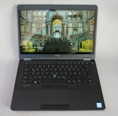 Core i5HQ(6gen.)Dell Latitude E5470 (256SSD,Full HD IPS touchscreen)